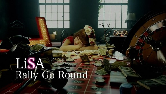 Download LiSA - Rally Go Round [480p]   [PV]