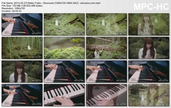 Download Maiko Fujita - Oborozuki [720p]   [PV]
