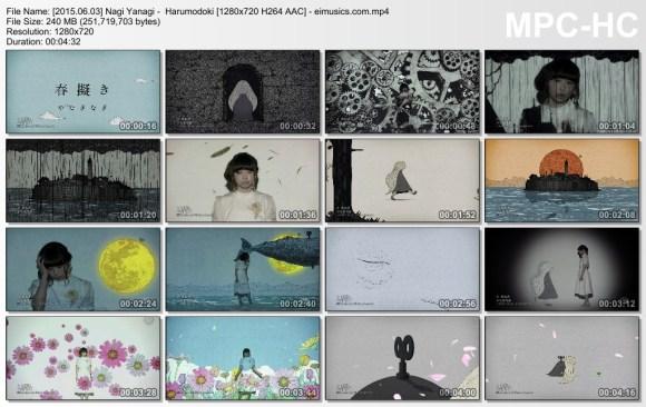 Download Nagi Yanagi -  Harumodoki [720p]   [PV]