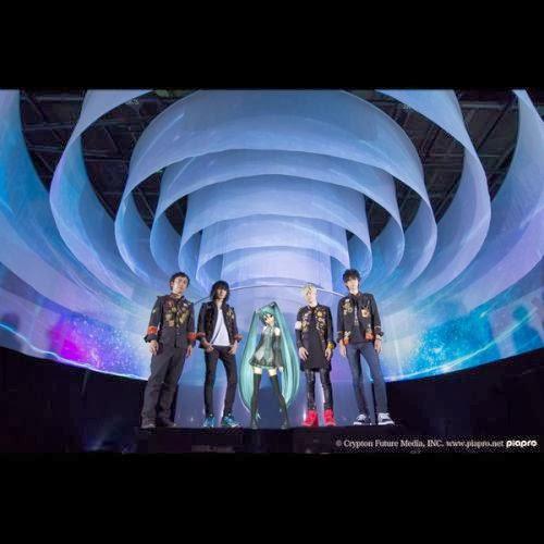 BUMP OF CHICKEN - ray feat. Hatsune Miku