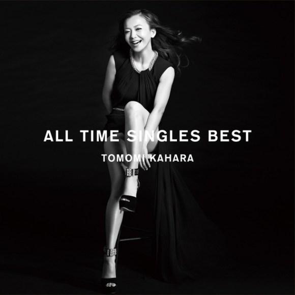Tomomi Kahara - ALL TIME SINGLES BEST