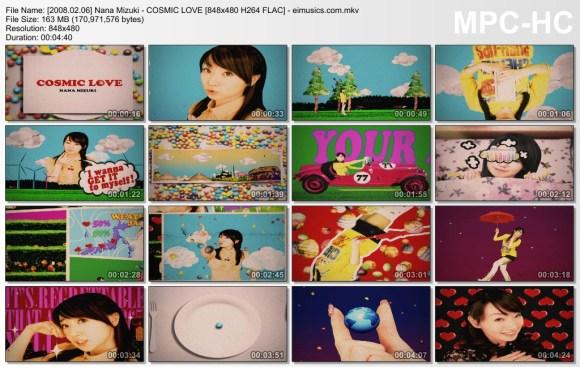 Nana Mizuki - COSMIC LOVE