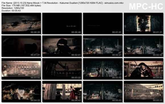 Nana Mizuki × T.M.Revolution - Kakumei Dualism