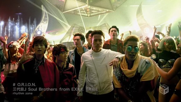 J Soul Brothers from EXILE TRIBE - O.R.I.O.N.