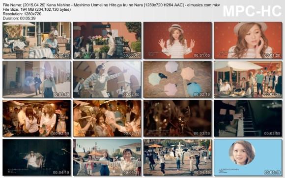 [2015.04.29] Kana Nishino - Moshimo Unmei no Hito ga Iru no Nara [720p]   - eimusics.com.mkv_thumbs_[2015.07.01_05.44.40]