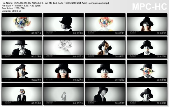 JIN AKANISHI - Let Me Talk To U