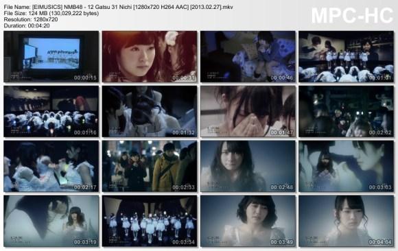 NMB48 - 12 Gatsu 31 Nichi