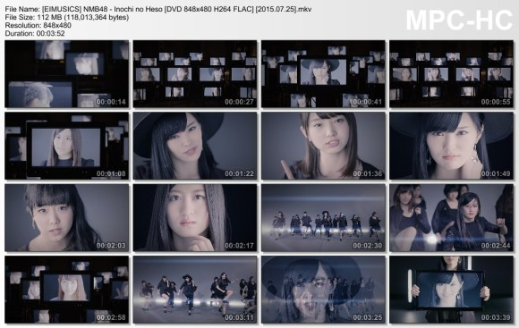 [EIMUSICS] NMB48 - Inochi no Heso (DVD) [480p]   [2015.07.25].mkv_thumbs_[2015.07.30_02.53.10]