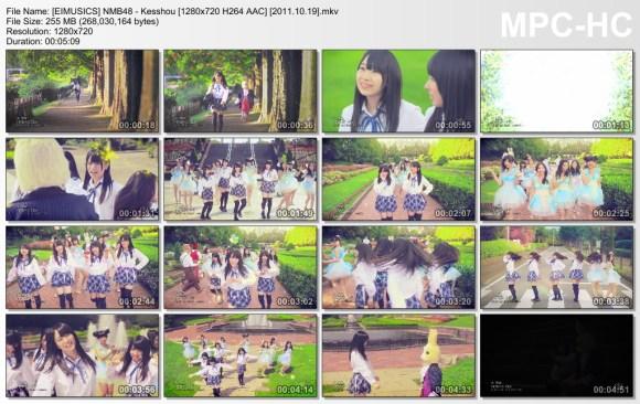 [EIMUSICS] NMB48 - Kesshou [720p]   [2011.10.19].mkv_thumbs_[2015.07.30_03.00.31]