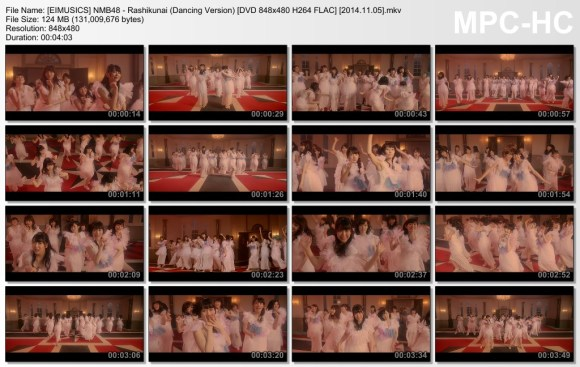 [EIMUSICS] NMB48 - Rashikunai (Dancing Version) (DVD) [480p]   [2014.11.05].mkv_thumbs_[2015.07.30_03.10.35]