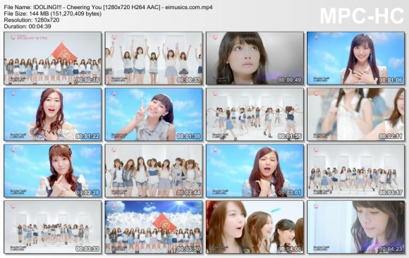 IDOLING!!! - Cheering You!!!
