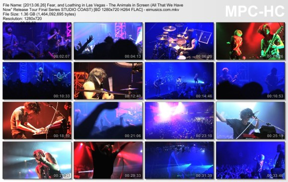[2013.06.26] Fear, and Loathing in Las Vegas - The Animals in Screen (All That We Have Now Release Tour Final Series STUDIO COAST) (BD) [720p]   - eimusics.com.mkv_thumbs_[2015.08.05_03.06.31]