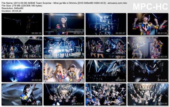 [2014.09.06] AKB48 Team Surprise - Mirai ga Me ni Shimiru (DVD) [480p]  - eimusics.com.mkv_thumbs_[2015.08.13_04.33.05]