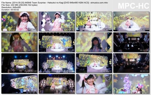 [2014.09.20] AKB48 Team Surprise - Hatsukoi no Kagi (DVD) [480p]  - eimusics.com.mkv_thumbs_[2015.08.13_04.47.15]
