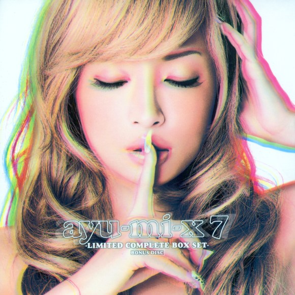Download Ayumi Hamasaki - ayu-mi-x 7 -LIMITED COMPLETE BOX SET- [Album]