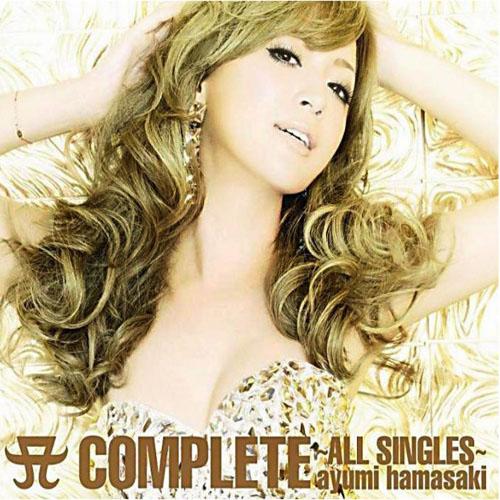 Download Ayumi Hamasaki - A COMPLETE ~ALL SINGLES~ [Album]
