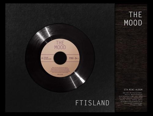 Download FTISLAND - THE MOOD [Mini Album]