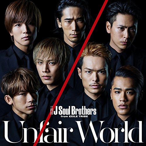 Download Sandaime J Soul Brothers from EXILE TRIBE - Unfair World [Single]