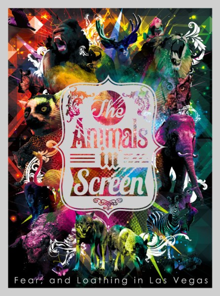 Fear, and Loathing in Las Vegas - The Animals in Screen (All That We Have Now Release Tour Final Series STUDIO COAST)