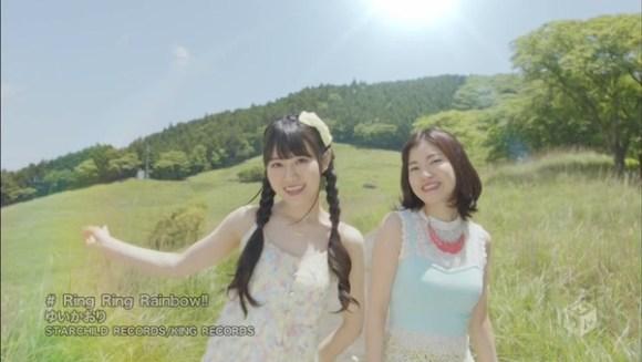 [2015.08.05] YuiKaori - Ring Ring Rainbow!! (M-ON!) [720p]   - eimusics.com.mp4_snapshot_01.45_[2015.09.13_16.19.12]