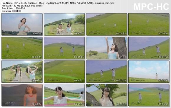 [2015.08.05] YuiKaori - Ring Ring Rainbow!! (M-ON!) [720p]   - eimusics.com.mp4_thumbs_[2015.09.13_16.18.09]
