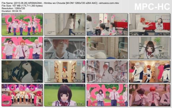 [2015.08.26] ARSMAGNA - Himitsu wo Choudai (M-ON!) [720p]   - eimusics.com.mkv_thumbs_[2015.09.25_15.34.27]