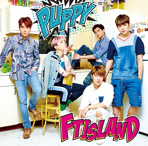 Download FTISLAND - PUPPY [Single]