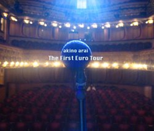 Download Akino Arai - VHmusic 2 The First Euro Tour [Album]