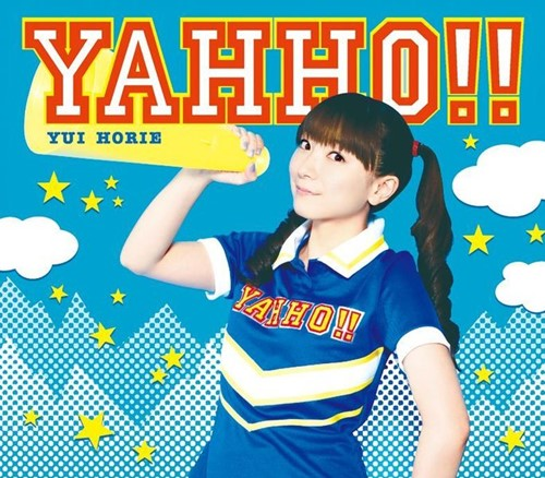 Download Yui Horie - YAHHO!! [Single]