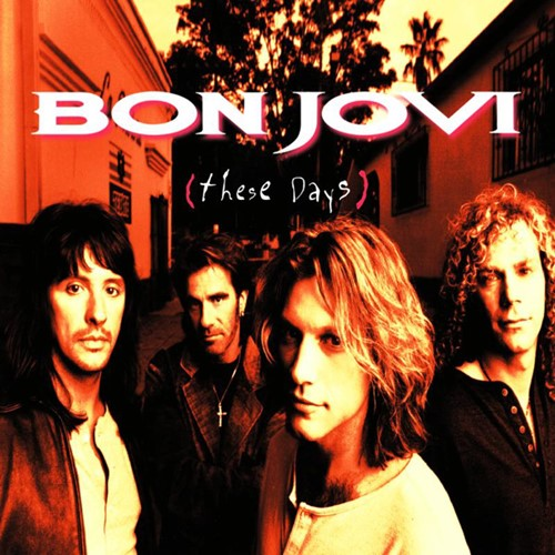 Download Bon Jovi - These Days [Album]