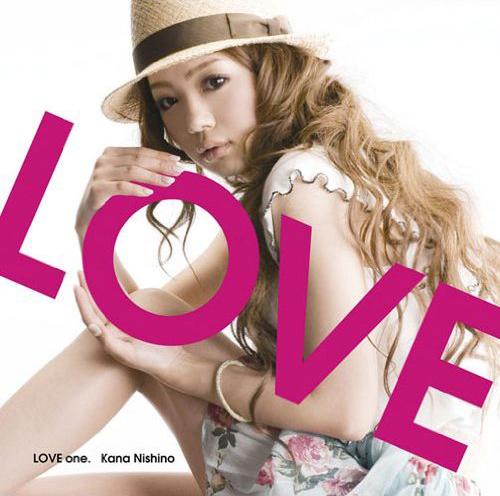 Download Kana Nishino - LOVE one [Album]