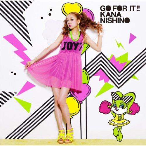 Download Kana Nishino - GO FOR IT!! [Single]