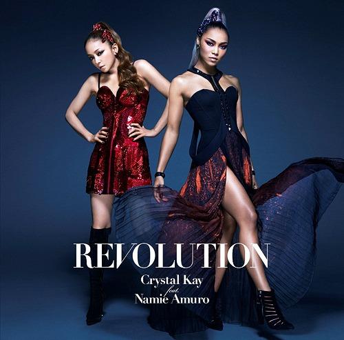 Crystal Kay feat. Namie Amuro – REVOLUTION