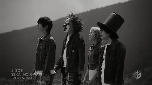 [2015.09.25] SEKAI NO OWARI - SOS (M-ON!) [720p]   - eimusics.com.mp4_snapshot_00.05_[2015.10.05_19.09.34]