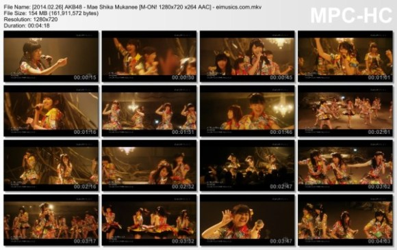[2014.02.26] AKB48 - Mae Shika Mukanee (M-ON!) [720p]   - eimusics.com.mkv_thumbs_[2015.11.15_08.46.40]