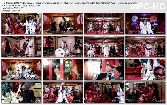 [2015.11.25] Kiryu Royz Codomo Dragon - Ryouran Resonance (M-ON!) [720p]   - eimusics.com.mkv_thumbs_[2015.12.02_19.03.59]