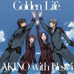 AKINO with bless4 – Golden Life [Single]