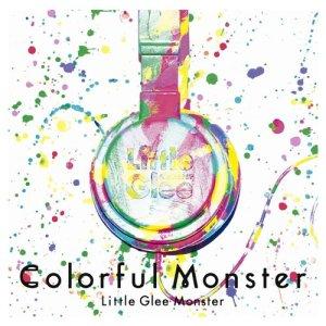 Little Glee Monster – Colorful Monster [Album]