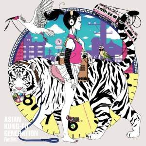 ASIAN KUNG-FU GENERATION – Re:Re: [Single]
