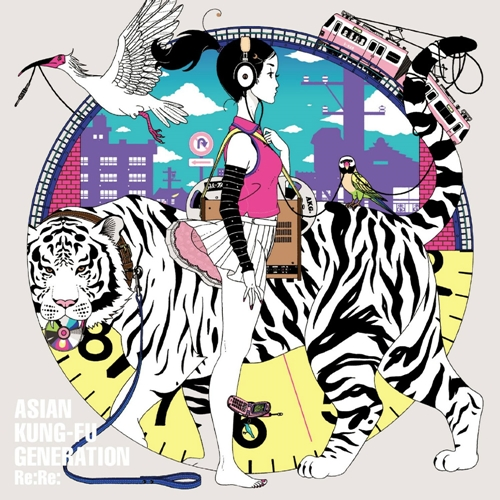 ASIAN KUNG-FU GENERATION - ReRe