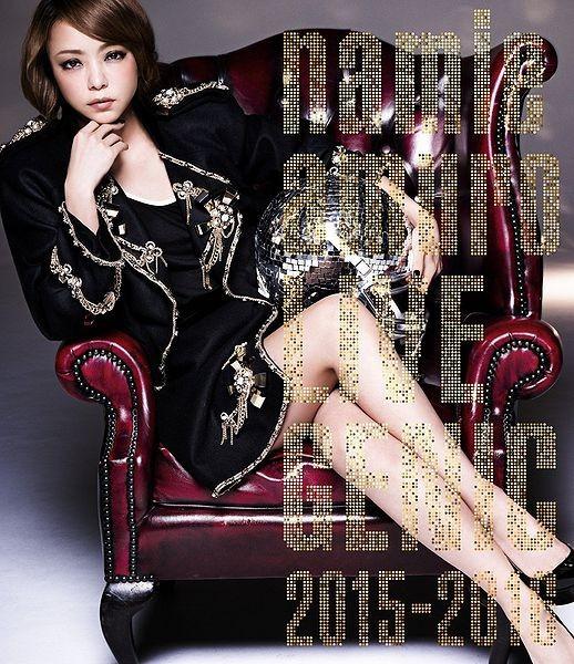 Namie Amuro - namie amuro LIVEGENIC 2015-2016