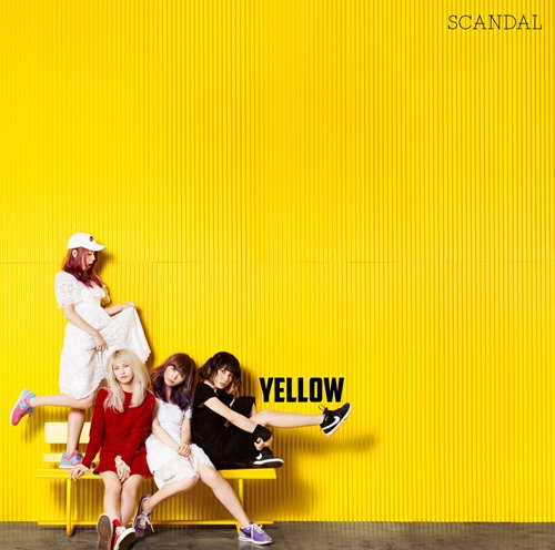 SCANDAL - YELLOW