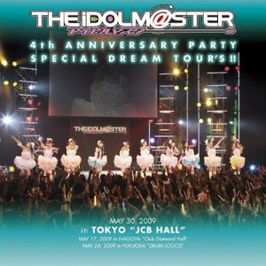 THE IDOLM@STER – THE IDOLM@STER 4th ANNIVERSARY PARTY SPECIAL DREAM TOUR'S!! (BD) [1080p] [Concert]
