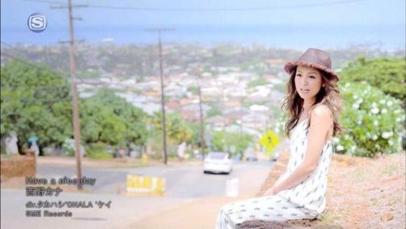 Kana Nishino - Have a nice day (SSTV) [720p] [2016.07.13].mp4_snapshot_01.33_[2016.07.12_18.40.35]