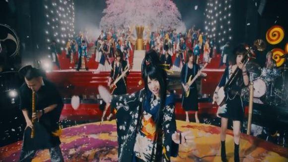Wagakki Band - Kishi Kaisei (BD) [720p] [2016.08.17]