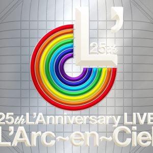 [Album] L'Arc~en~Ciel – 25th L'Anniversary Live [MP3/320K/ZIP][2018.03.28]