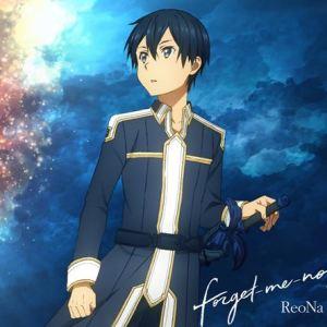 "[Single] ReoNa – forget-me-not [MP3/320K/ZIP][2019.02.06] ~ ""Sword Art Online: Alicization"" 2nd Ending Theme"