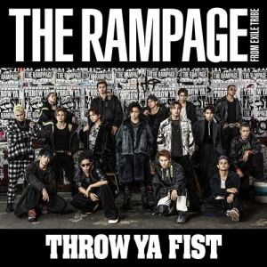 """[Single] THE RAMPAGE from EXILE TRIBE – THROW YA FIST [MP3/320K/ZIP][2019.01.30] ~ """"FAIRY TAIL"""" Final Series 2nd Opening Theme"""