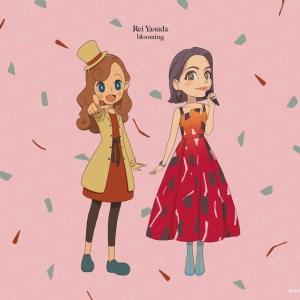 "[Single] Rei Yasuda – blooming [MP3/320K/ZIP][2019.02.27] ~ ""Layton Mystery Tanteisha: Katori no Nazotoki File"" 2nd Opening Theme"