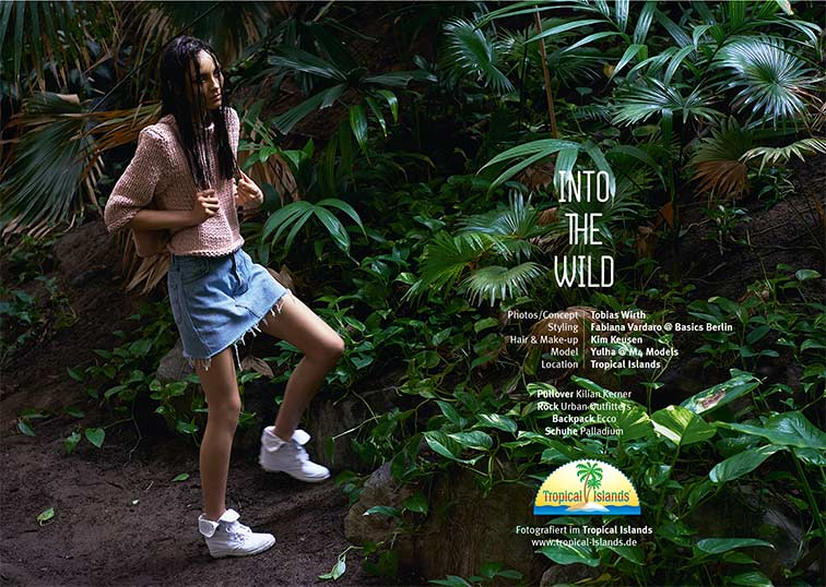 INTO THE WILD by Tobias Wirth